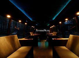 Прокат автобуса для вечеринок Star Bus Party в Екатеринбурге