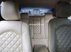 Аренда автомобиля Крайслер 300С в Екатеринбурге