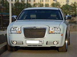 Заказ автомобиля на свадьбу в Екатеринбурге