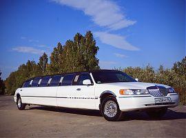 Лимузин напрокат в Екатеринбурге: Линкольн Таун Кар