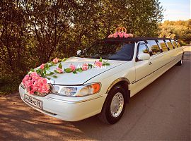 Аренда лимузина в Екатеринбурге