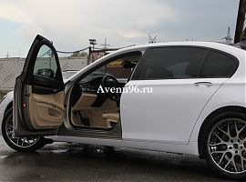 Аренда БМВ 750 в  Екатеринбурге