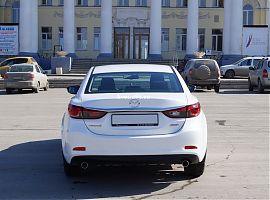 Аренда Мазда 6 в Екатеринбурге
