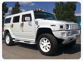 Прокат автомобиля Хаммер с водителем в Екатеринбурге