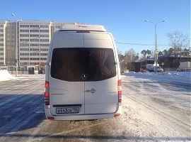 Аренда Мерседес Спринтер VIP  в Екатеринбурге
