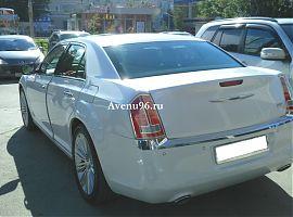 Аренда Крайслер 300С new в Екатеринбурге