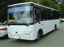 Аренда автобуса Хёндэ в Екатеринбурге