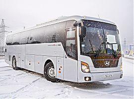 Заказать автобус на 45 мест в Екатеринбурге