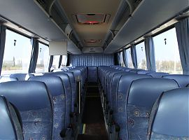 Заказ автобуса Неоплан на 50 мест в Екатеринбурге