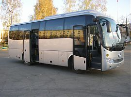 Аренда автобуса на 35 мест в Екатеринбурге