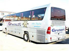 Заказ автобусов на 50 мест в Екатеринбурге