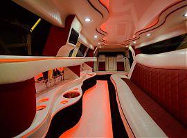 Аренда лимузина в Екатеринбурге: Крайслер 300С