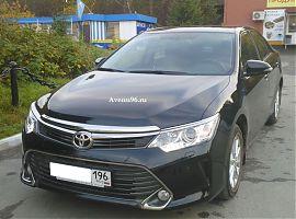 Аренда автомобиля Тойота Камри 55 в Екатеринбурге