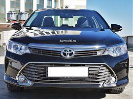 Аренда автомобиля с водителем в Екатеринбурге