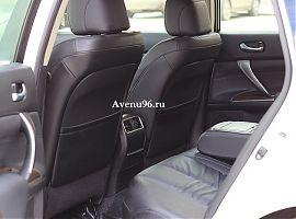 Аренда автомобиля бизнес класса Ниссан Теана в Екатеринбурге