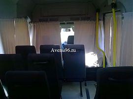 Новый Форд Транзит в Екатеринбурге