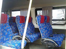 Аренда микроавтобуса в Екатеринбурге: Мерседес Спринтер