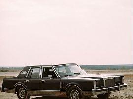 Заказ ретро автомобиля в Екатеринбурге Линкольн
