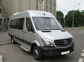 Аренда микроавтобуса Екатеринбург