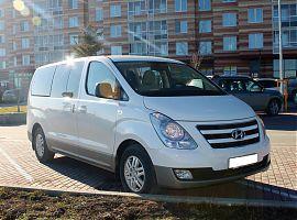 Аренда микроавтобуса Хёндэ H1 в Екатеринбурге