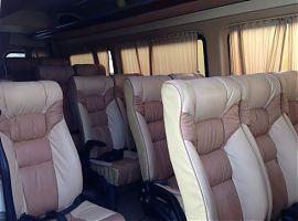 Заказ микроавтобуса в Екатеринбурге Мерседес Спринтер VIP