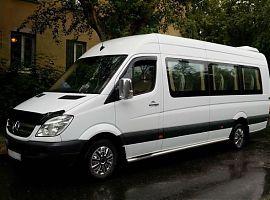 Заказ микроавтобусов в Екатеринбурге недорого