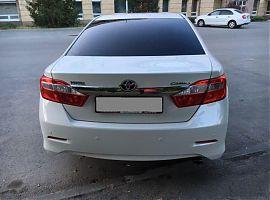 Прокат авто Тойота Камри Екатеринбург