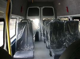 Заказ микроавтобуса в Екатеринбурге - Форд Транзит недорого