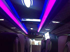 Аренда микроавтобуса в Екатеринбурге: Мерседес Спринтер VIP