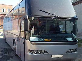 Аренда автобусов Екатеринбург: Неоплан 53 места