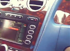 Прокат Bentley Continental GT Екатеринбург