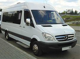 Заказ микроавтобуса в Екатеринбурге недорого