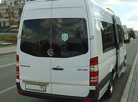 Аренда микроавтобуса Мерседес Спринтер Екатеринбург