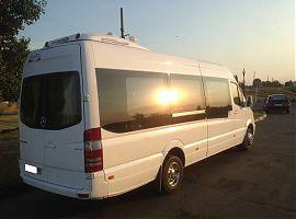 Заказ микроавтобуса Мерседес Спринтер VIP Екатеринбург