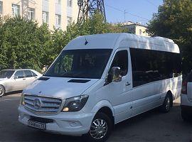 Заказать Мерседес Спринтер VIP Екатеринбург
