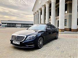 Заказ Мерседеса бизнес  с водителем в Екатеринбурге