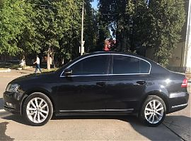 Аренда Volkswagen Passat в Екатеринбурге