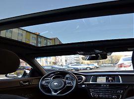 Прокат автомобилей бизнес класса Киа Оптима