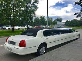 Заказать элегантный лимузин Линкольн на 12 мест