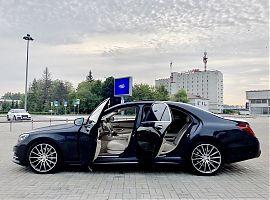 Аренда Мерседес S222 Екатеринбург
