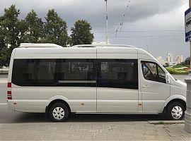 Аренда представительского микроавтобуса Мерседес Екатеринбург