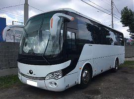 Аренда автобуса 40 мест в Екатеринбурге