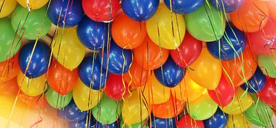 Заказ воздушные шары Екатеринбург