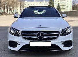 Аренда белого Мерседеса E200 (W213) Екатеринбург