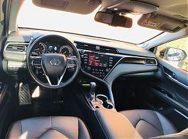 Аренда авто бизнес класса Тойота Камри xv70 Екатеринбург