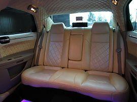 Заказ лимузина Крайслер 300С Екатеринбург