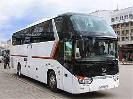 Аренда автобуса Кинг-Лонг 53 места