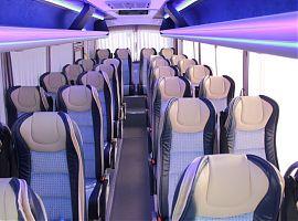Аренда автобуса 29 мест в Екатеринбурге