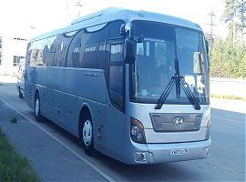 Заказ автобуса 45 мест екатеринбург