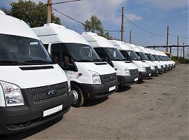 Заказ микроавтобуса Екатеринбург